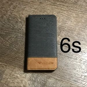 New iPhone 6s case with card holder